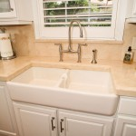 Solid Surface Countertop and Farm House Sink, Countertops in Orlando Florida