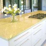 Icestone Solid Surface Countertop Material in Orlando Florida