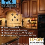 Black Woods Inc. Custom Cabinets & Woodwork
