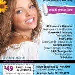 Young Family Dental $49 Cleaning and more