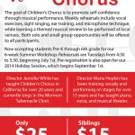 Children's Chorus, Voice Lessons, Eagle Mountain, UT