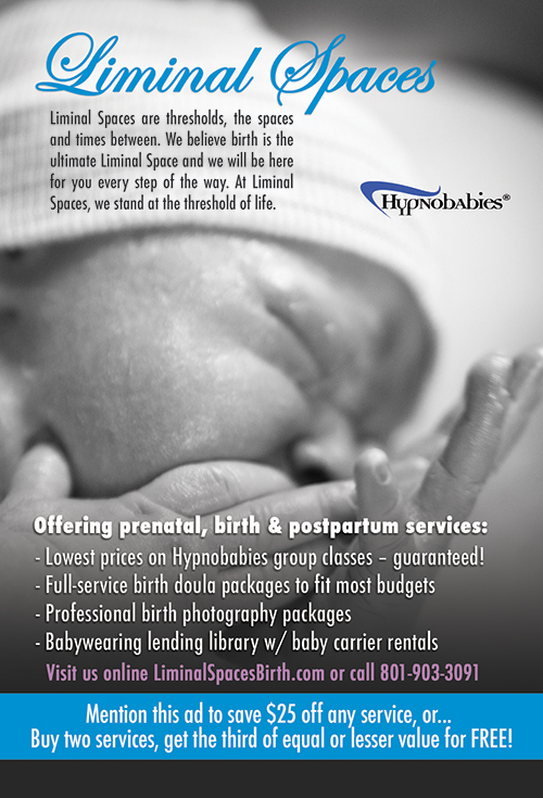 Liminal Spaces, Prenatal and Birthing Services, Eagle Mountain UT