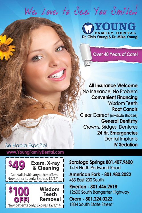 Young Family Dental - Saratoga Springs